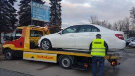 Naprawa Mercedesa C200
