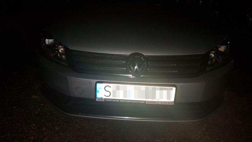 Naprawa VW Passat kombi